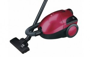 Aspiradora de Arrastre Black & Decker