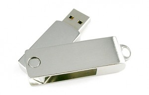 Memoria USB Swivel