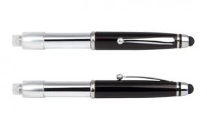 Bolígrafo Con Linterna Médica y Touch