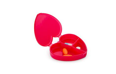 Pastillero Heart