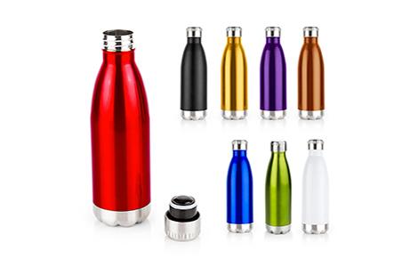 Botella Térmica Acero Swig