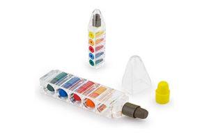 Porta Crayones 6 Puntas