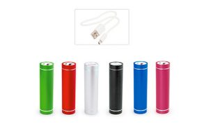 Multicharger Bank Round 2.200mAh