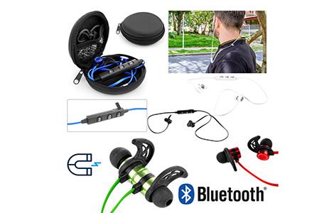 Audífonos Bluetooth Magnet