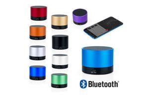 Altavoz Bluetooth Feast Alumin