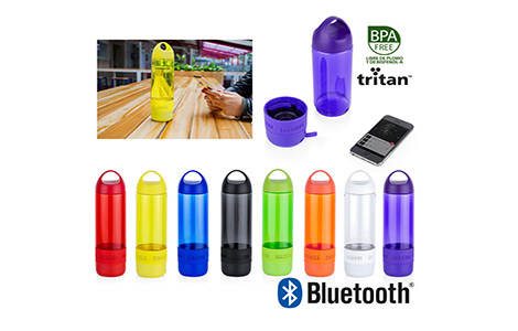 Botella Altavoz Bluetooth Oasis 500ml