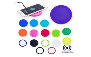 Multicargador Wireless Santorini 800mAh