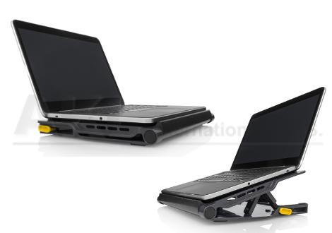 Base para portátil + 4 USB Port