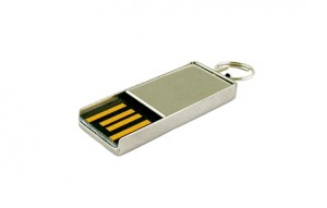 Memoria USB Mini – Metal