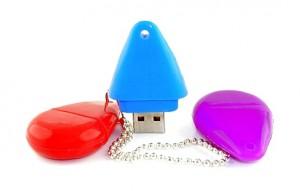 Memoria USB Lágrima