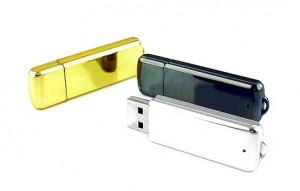 Memoria USB Barra Metal