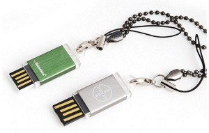 Memoria USB Mini Retráctil