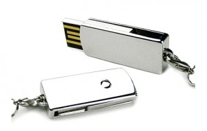 Memoria USB Mini Swivel