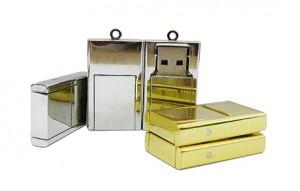 Memoria USB Metálica