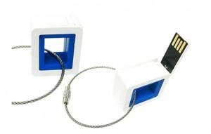 Memoria USB Cube