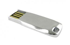 Memoria USB Metal