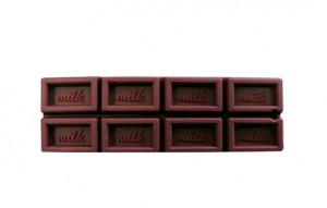 Memoria USB Barra de chocolate