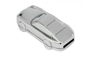Memoria USB en forma de Automóvil