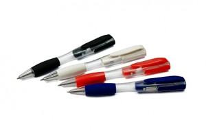 Memoria USB Boligrafo Color