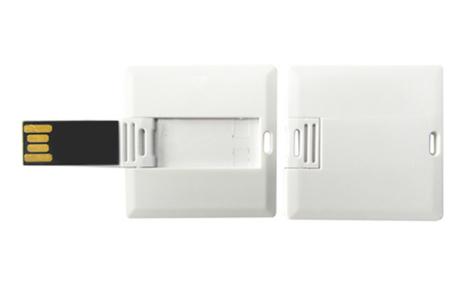 USB Tarjeta Cuadrada