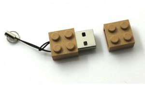 Memoria USB en Fibra Vegetal