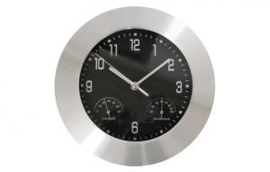 Reloj con Estación meteorológica