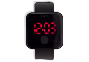 Reloj Digital Plástico